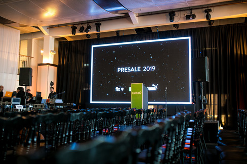 Delta - Presale 2019