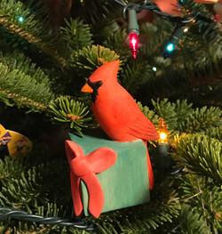 Miniature Cardinal (smoothie)