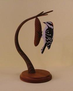 Downy Woodpecker (sold)