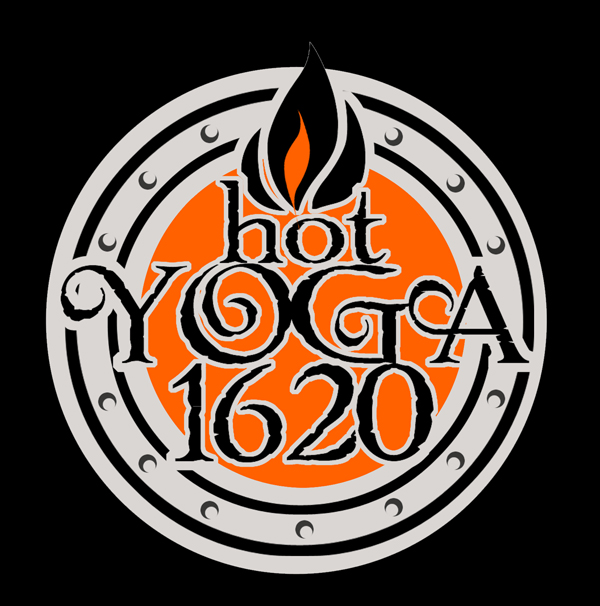 hot yoga 1620 logo