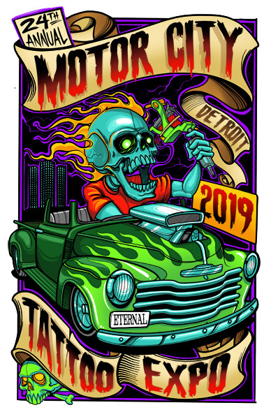 24th Annual Motor City Tattoo Expo