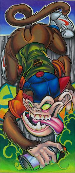 graff monkey2019