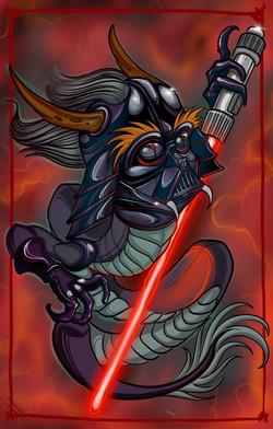 11x17 dragon vader