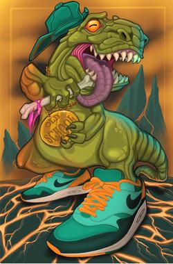 Dino old school