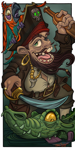 12x 24 pirate