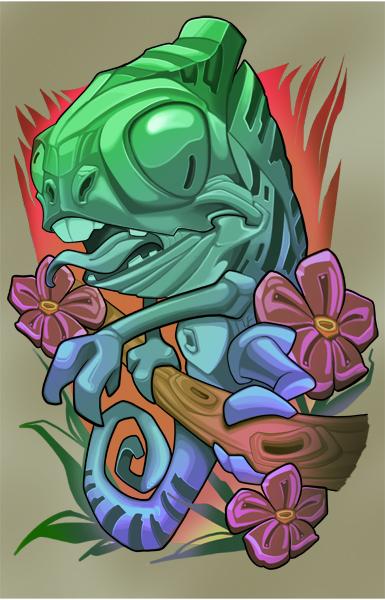 chameleon2019