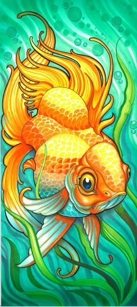 goldfish2018