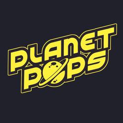 planet pops logo