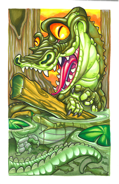 gator swamp 2019