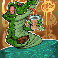 Covert-gator Covert Cups