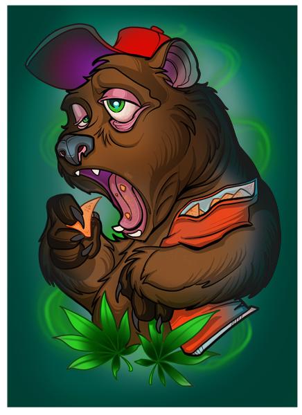 Dorito_Bear
