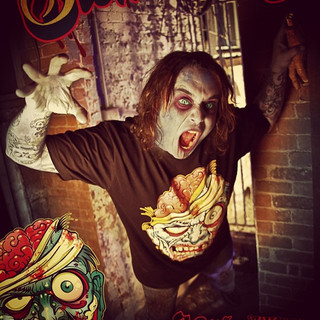 Another from zombie shoot. _diskophatboy