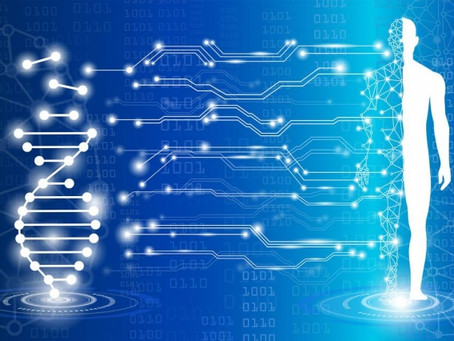 DNA Upgrades for us all as we go Quantum!