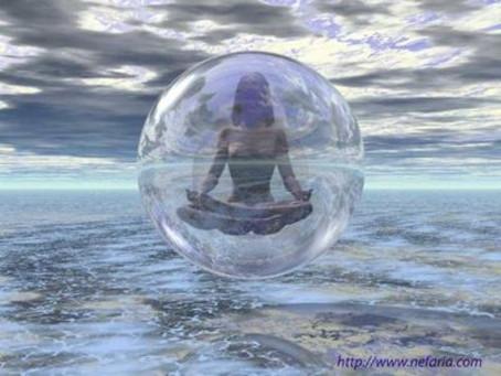 Bubble Cleanse meditation - 7 April 2017