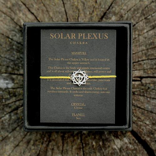 Solar Plexus Chakra Talisman
