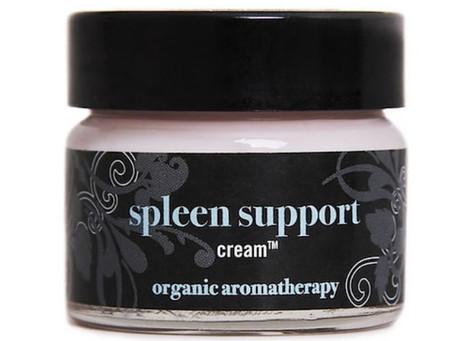 Spleen Support Cream smells divine today!