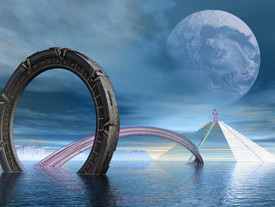 """Are you up for a little """"off planet"""" exploration through Stargates and Portals?"""
