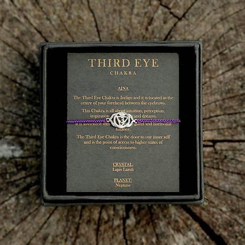 Third Eye Chakra Talisman