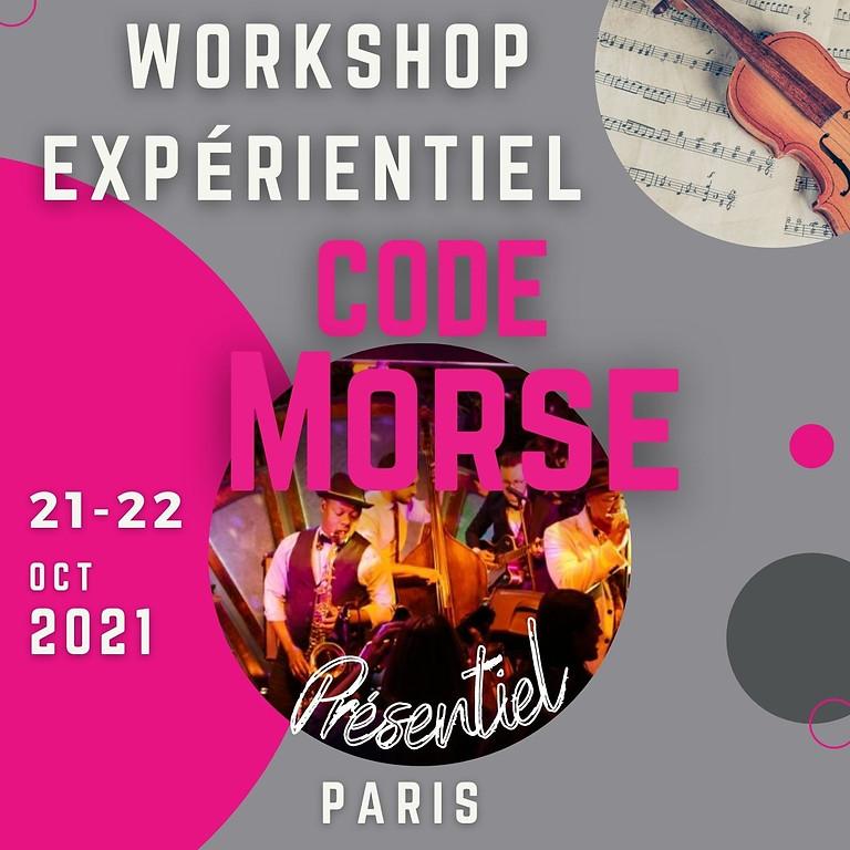 Workshop expérientiel Code MORSE