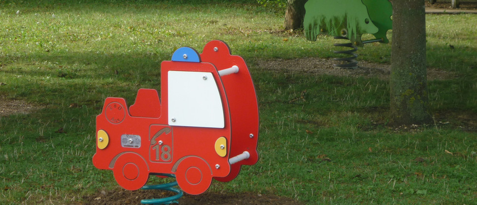 espace J.Gorget- jeux enfants