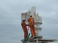 Comisionamiento de actuador gas sobre aceite Shafer