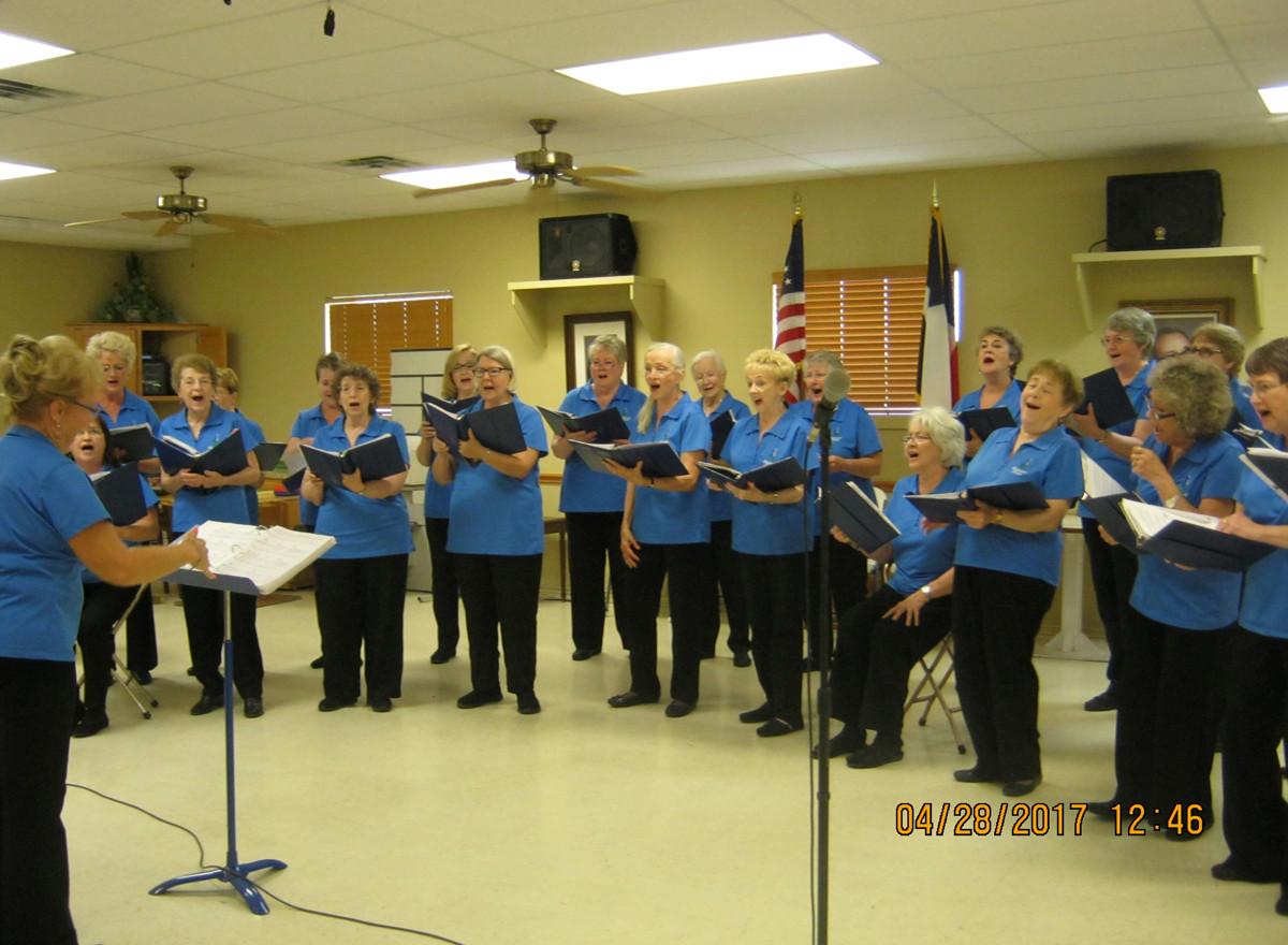 Bluebonnet Singers