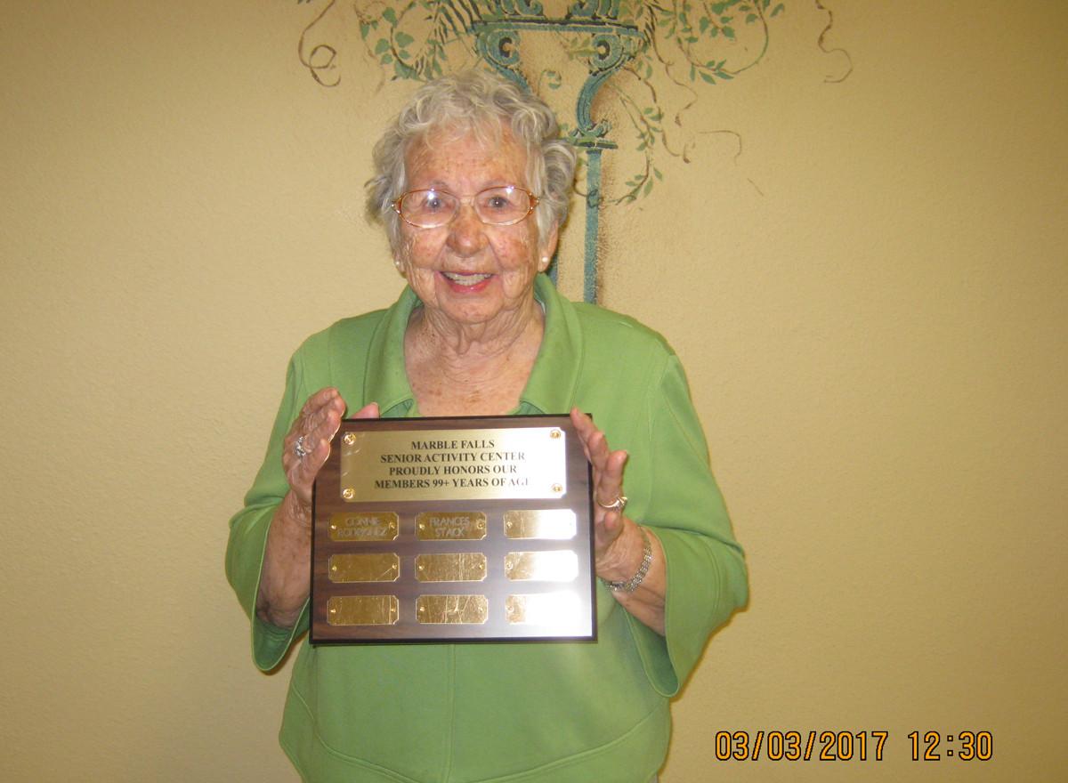 Connie's 100th Birthday Celebration