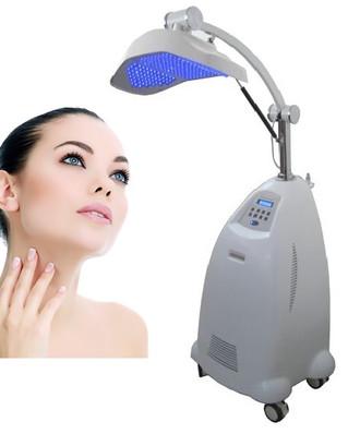 Działanie regenerujące i terapeutyczne światła LED