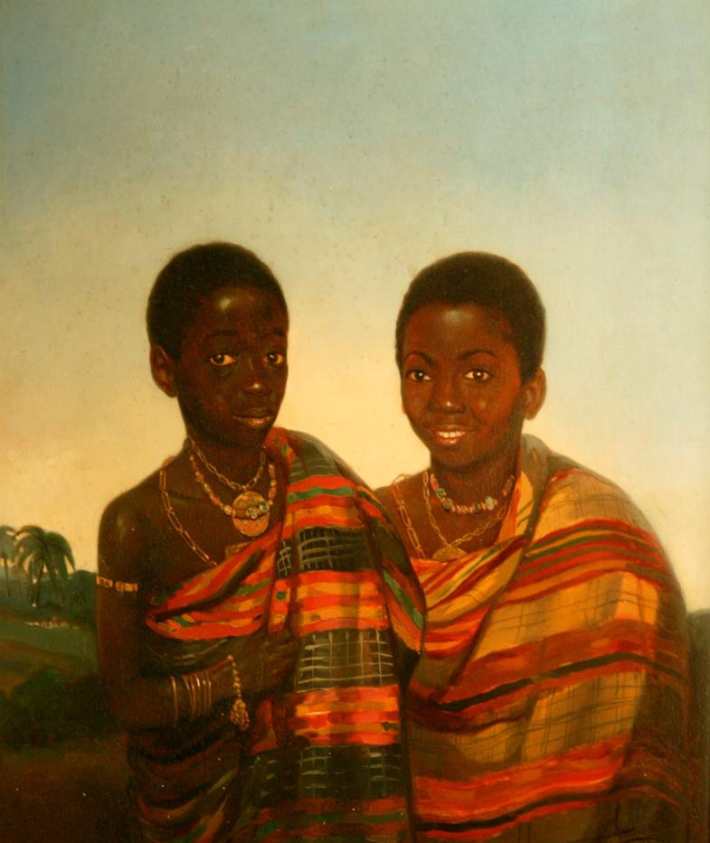 Kwasi en Kwame Boachi