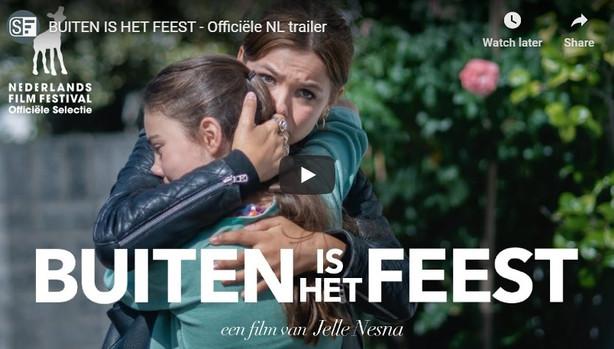 Filmtrailer 'Buiten is het feest'