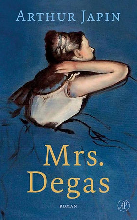 Cover roman Mrs. Degas