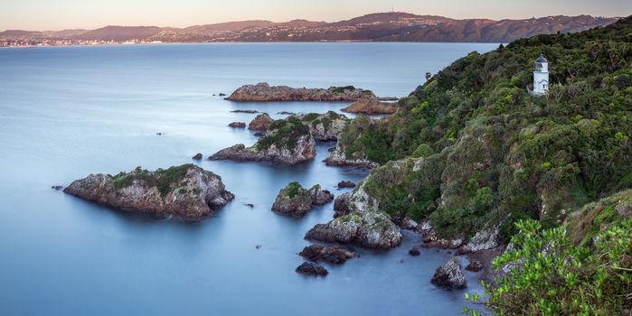Matiu Somes Island Lighthouse 5090-2 EdM