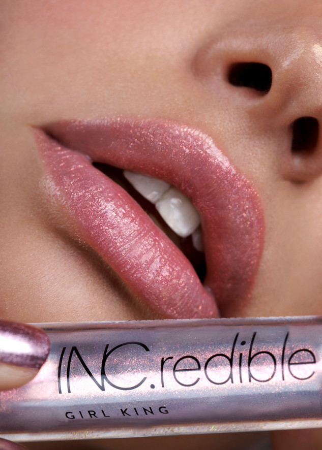 INC.redible Cosmetics Campaign