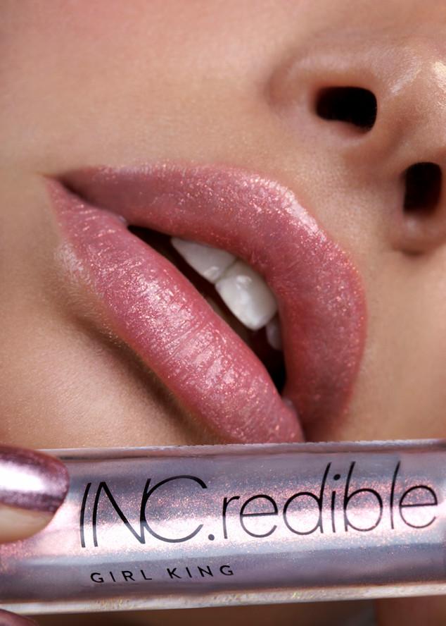 INC.redible Cosmetics Campaign