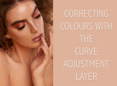 Easy way to colour correct in Photoshop