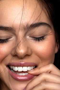 Beauty shoot London Fifi Anicah
