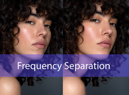 Frequency Separation/ Retouching Panel discount