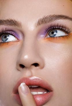 Beauty shoot London Vivis Makeup