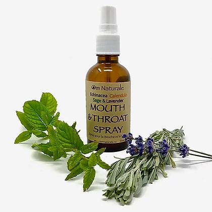 Mouth and Throat Spray
