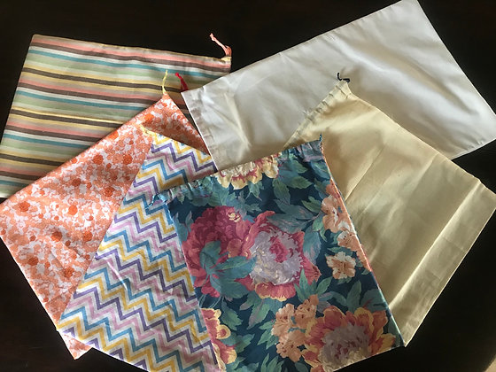 Upcycled Cloth Bags