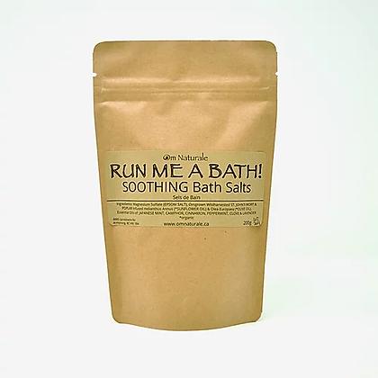 Run me a Bath