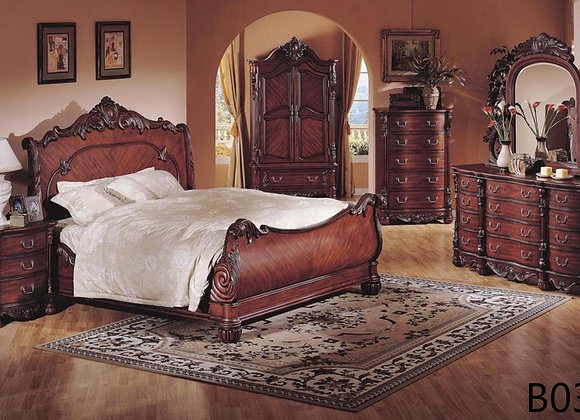 TARNISH CHERRY BED