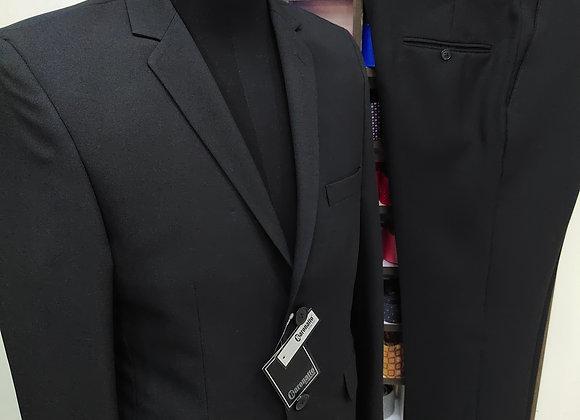 Vestido linoflex negro