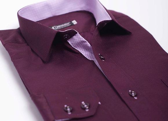 Camisa Diseño Regular Fit 015