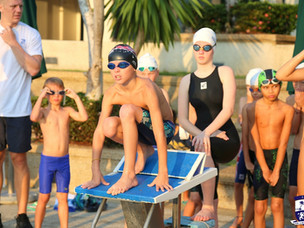 TOSL2 Meet @ Thanyapura - a great success for our flourishing ISS Sharks swim team!
