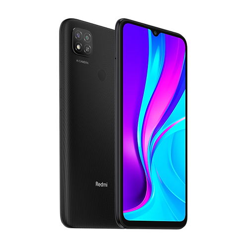 Смартфон Xiaomi Redmi 9C 3/64Gb +NFC Midnight Gray 5000 mAh