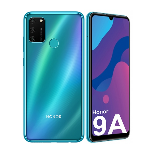 Смартфон Honor 9A 3/64Gb Phantom Blue 5000 mAh
