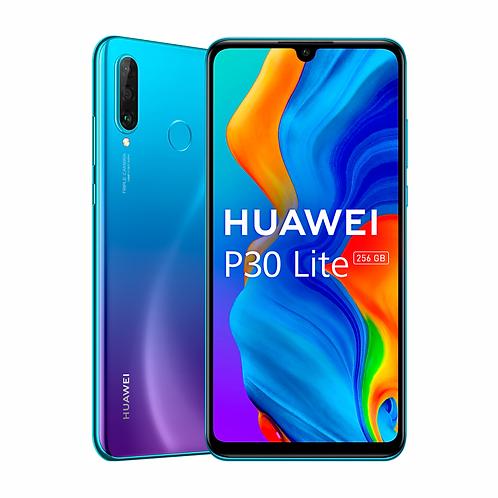 """Смартфон Huawei P30 Lite: 6.15 """" 6/256Gb Blue 3340 mAh"""