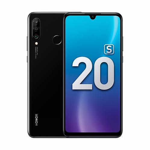 """Смартфон Honor 20S 6/128Gb: 6.15 """" Black 3340 mAh"""
