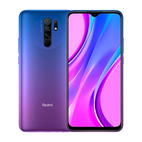 Смартфон Xiaomi Redmi 9 4/64Gb purple +NFC 5020 mAh